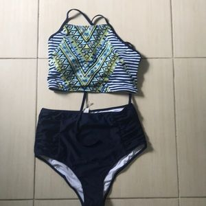 Cupshe High waisted swimsuit